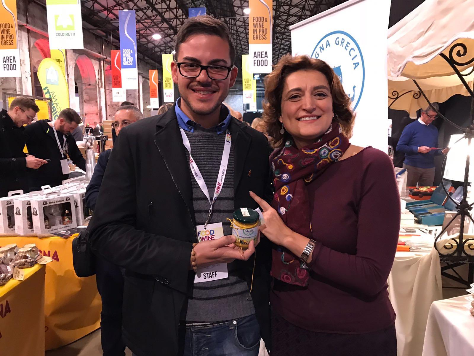 Pangea con l'assessore comunale Alessia Bettini